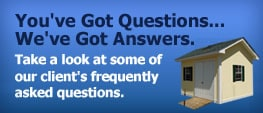 Outdoor Sheds & Barns Raleigh - FAQs