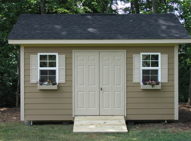 Buy How To Build A Shed Ramp On Uneven Ground Under $50 ?